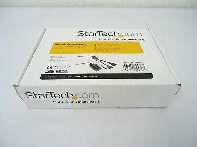 STARTECH.COM USB2SATAIDE USB 2.0 TO SATA IDE ADAPTER