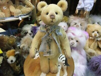 Alistair By Charlie Bears SJ5965 Ltd No 67 By Charlie Bears SJ5933B