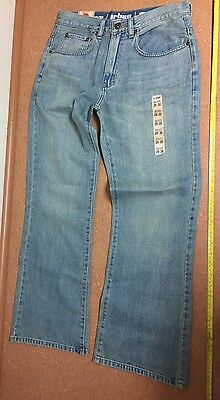 ea380ece NWT Mens Urban Pipeline Relaxed Fit Bootcut 29x30 Jeans MSRP $44 Light Tint  Blue