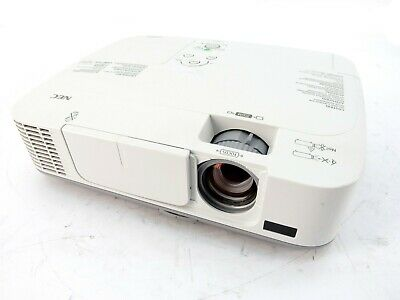 NEC NP-M260X LCD Projector 55% Bulb Life Remaining