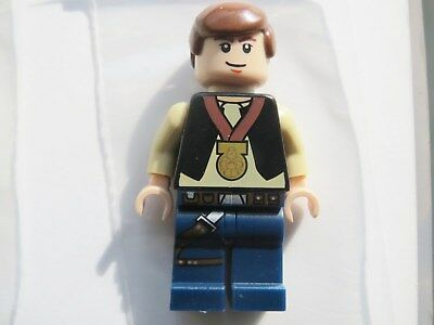 - sw0356 Lego Star Wars Minifigure Han Solo Celebration