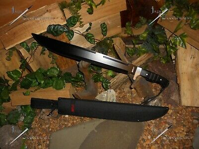 M-tech/MT-20-08L Welded Tang Machete/Bowie/Sword/Knife/Heavy combat machete