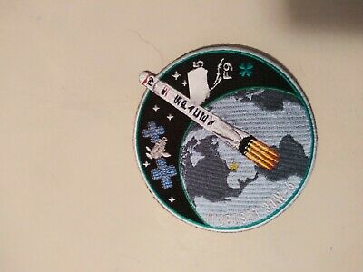 SPACEX FALCON 9 HispaSat 30W-6 Mission ORIGINAL Employee Numbered Patch