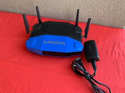 LINKSYS WRT1900AC 1300 Mbps 802 11 a/b/g/n/ac Router openwrt