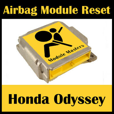 Honda Odyssey: Airbag Module Reset Service, Control Unit, Computer, SRS, RCM,