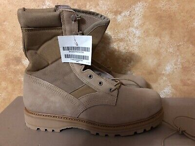 c16f9459b71 US AIR FORCE Womens Thorogood Desert Tan Hot Weather Steel Toe Boots ...