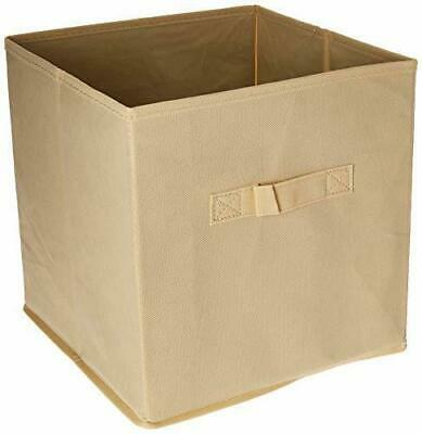 Foldable Cube Storage Bins 6 Pack These Decorative