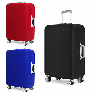 Protective Travel Elastic Luggage Suitcase Bags Dustproof Cover Protector Case L