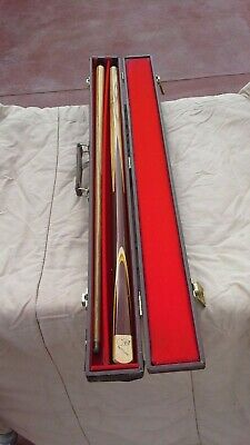 Pool Cue In Box Good Cue Just Not Getting Used    See Pix   1