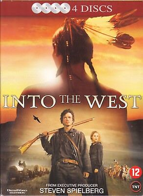 INTO THE WEST - Série 4 DVD - Steven Spielberg -  Occasion