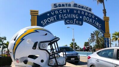 LA Chargers 2019 Draft Day Party Santa Monica Pier April 25th - 2 tickets