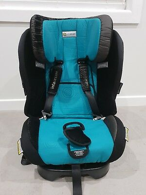 Infasecure Convertible car seat 0 to 8yrs