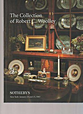 Sothebys 1997 The Collection of Robert C. Woolley