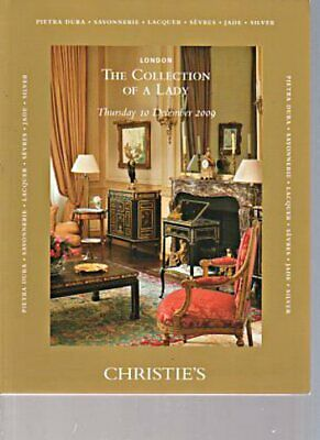 Christies 2009 The Collection of a Lady