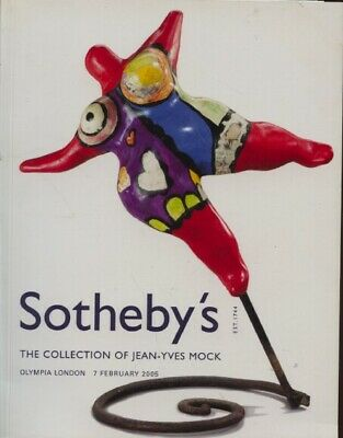 Sothebys February 2005 The Collection of Jean-Yves Mock