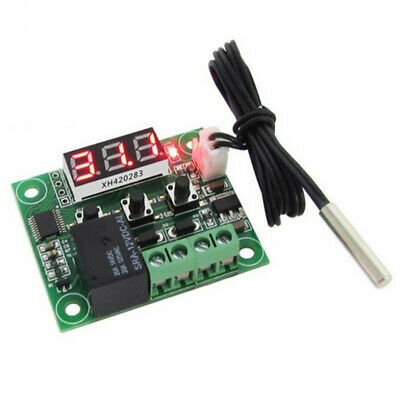 Digital Thermostat Temperature 12V Controller Switch Sensor Module -50-110℃