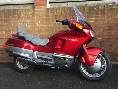 HONDA PC 800 PACIFIC COAST : Only 14,980 Miles! Superb Condition Classic Tourer