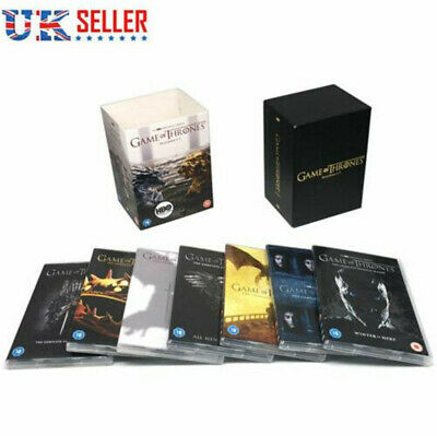 Game of Thrones 1-7 Blue-ray the complete seasons Region free
