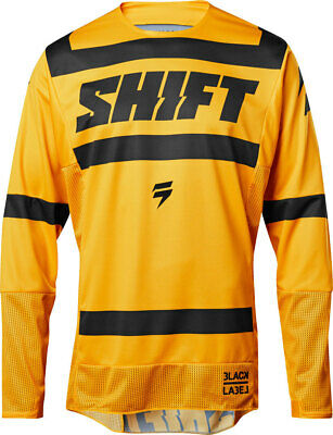 Shift 3LACK Strike Jersey