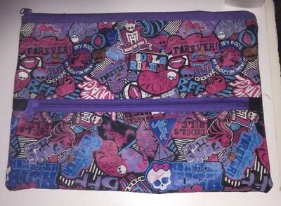 Monster High Pencil Case - Used