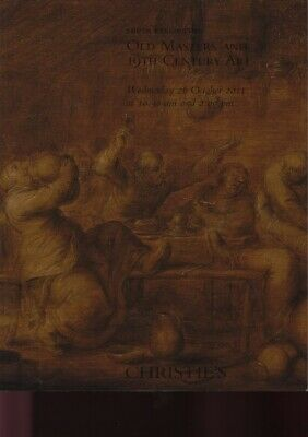 Christies October 2011 Old Masters & 19th Century Art