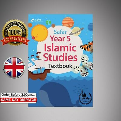 Islamic Curriculum, Safar Islamic Studies, Text & Workbook Series NEW year 5