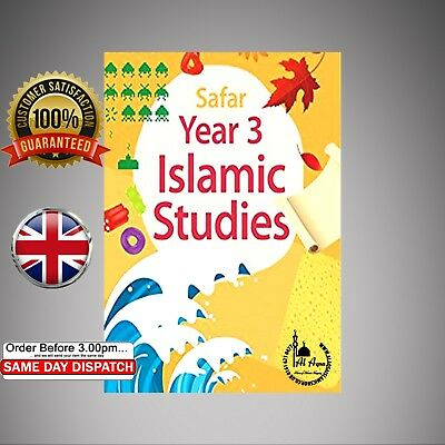 Islamic Curriculum, Safar Islamic Studies, Text & Workbook Series NEW year 3