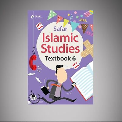 Islamic Curriculum, Safar Islamic Studies, Text & Workbook Series NEW year 6