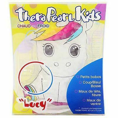 THERAPEARL Kids Coussin Thermique Licorne Taille 8,9cm x 11,4cm