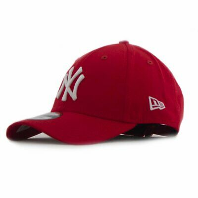 New Era 9Forty Mlb New York Yankees League Essential  Cap Red Men