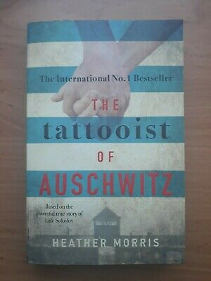 The Tattooist of Auschwitz (Paperback) by Heather Morris