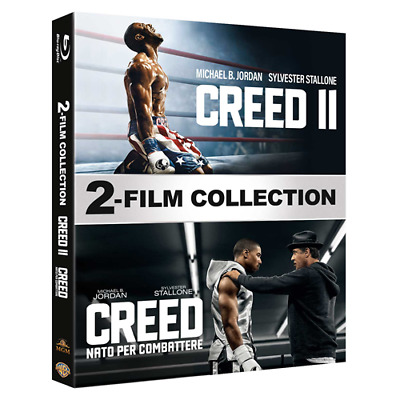 Creed Collection (2 Blu-Ray)  [Blu-Ray Nuovo]