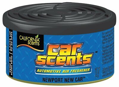 California Car Scents Duftdosen 1 Stück Newport New Car