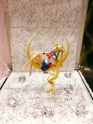 SAILOR MOON Sailor Moon EXCLUSIVE WONDER FESTIVAL 2017 RESIN FIGURE RARE LQQK
