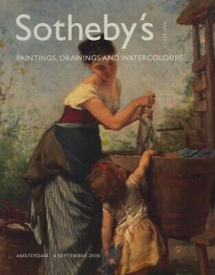 Sothebys September 2005 Paintings, Drawings and Watercolours