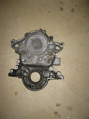 Ford Timing Cover 302 / 5.0 V8 With Electric Fuel Pump Mount E5AE6059FA