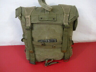 post-WWII US Army OD Green M1945 Upper Combat Field Pack - Dated 1951 - NICE #2
