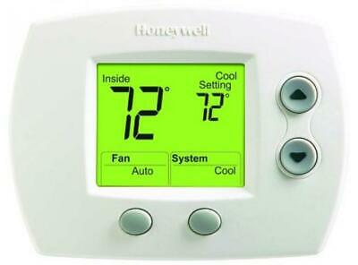 Honeywell TH5110D1006 Non-Programmable Thermostat, Up To 1 Heat/1 Cool