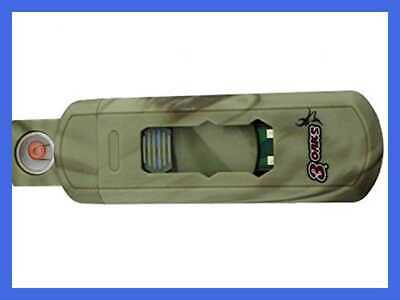 3Oaks Survival Series Windproof USB Rechargeable No Flame Camouflage Lighter