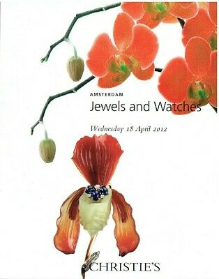 Christies April 2012 Jewels & Watches