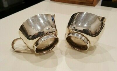 2 Silver Cups, Very Sweet, 99P Start, No Reserve Price!!