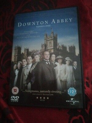 Downton Abbey - The Complete First Series 1 One - 3 disc set like new