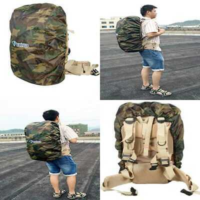 535562a815501 Backpack Bag Rain Cover Outdoor Hiking Travel Water Resistant Camouflage  Medium