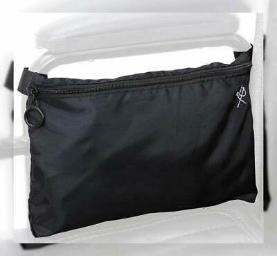 Pembrook Wheelchair Pouch Bag - Black - Great Simple Accessory Pack for Your...