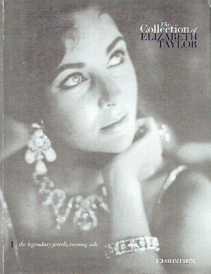 Christies December 2011 The Collection of Elizabeth Taylor - Jewels