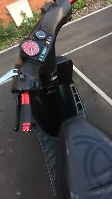 Gilera Stalker 50cc scooter moped