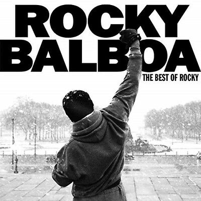 Rocky Balboa:The Best of Rocky CD.Bill Conti.Survivor.Three 6 Mafia *Excellent*