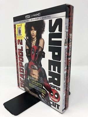 Deadpool 2 Target Exclusive (4K Ultra HD + Blu-ray + Digital)