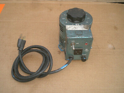 STACO Variable Transformer/Variac 1520 - $199 99 | PicClick