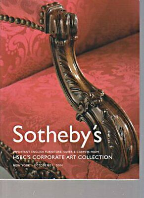 Sothebys 2004 Important English Furniture & Silver